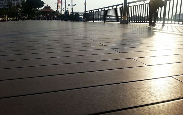 Commercial-WPC-decking-material