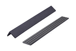 start-rail 25mm x 135mm Hollow WPC Decking