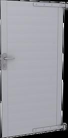 Aluminum-Doors Garden WPC Fence