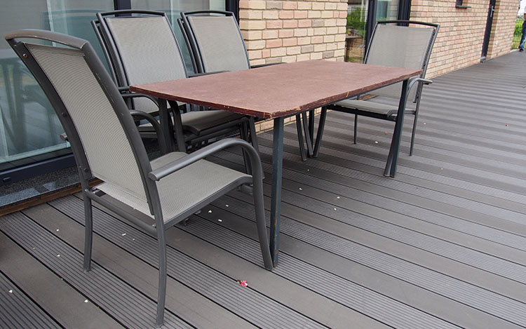 Black-Composite-Decking Projects