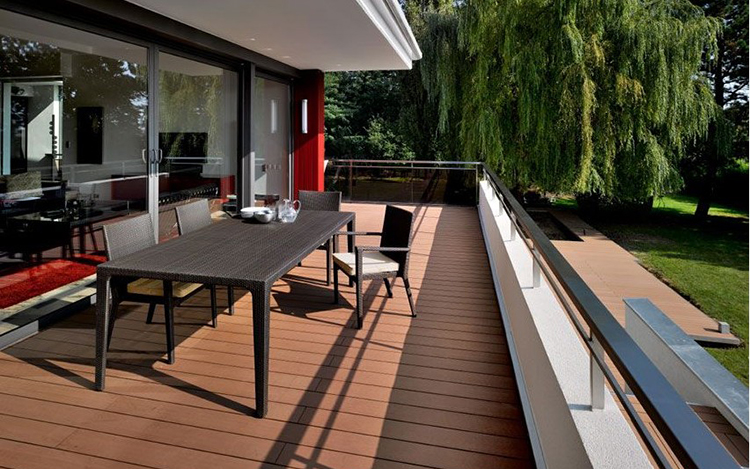 Decorate Your Home with WPC Decking - Techwoodn