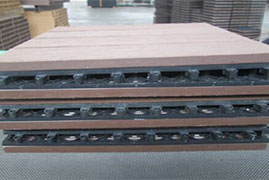 Standard-package-1 WPC Decking Tiles