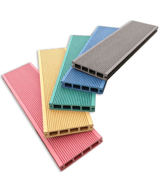 WPC-Decking-colour Products