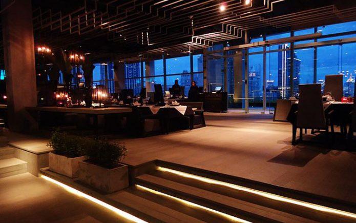WPC Decking for Restaurants