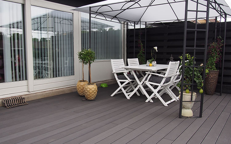 What are the pros and cons of WPC decking