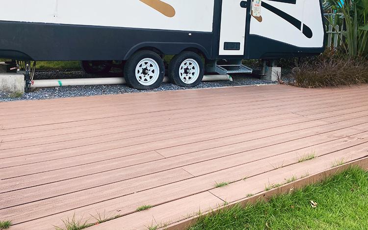 RV Deck Design Ideas