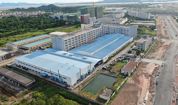 Techwoodn factory 1